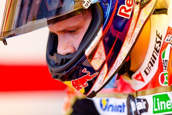 Stefan Bradl haderte mit seinen Bridgestone-Reifen - Foto: LCR Honda
