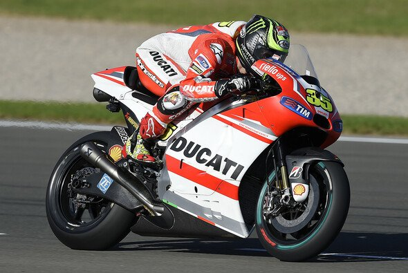 Keine Erfolgsgeschichte: Cal Crutchlow und Ducati - Foto: Ducati