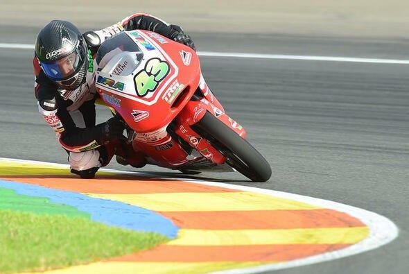 Luca Grünwald hatte mit einem technischen Problem zu kämpfen - Foto: Kiefer Racing