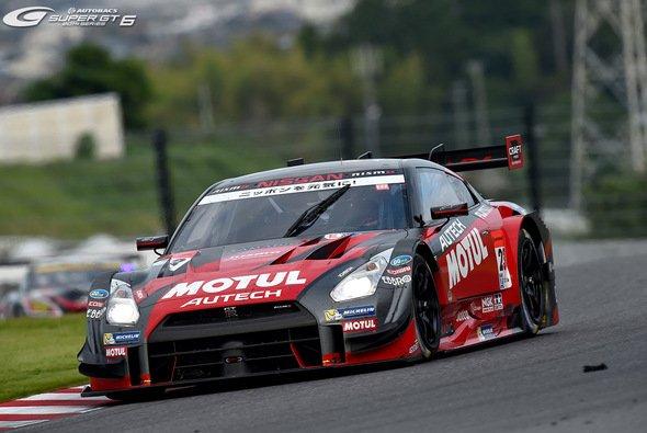Meisterstück: Ronnie Quintarelli und Tsugio Matsuda holten den ersten Titel für Nismo seit 2008 - Foto: Super GT
