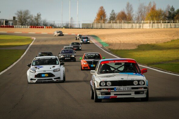 Das Race 4 Friends findet jedes Jahr auf dem Nürburgring statt - Foto: Patrick Funk