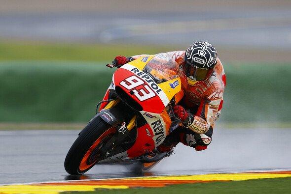 Marc Marquez beendete die dreitägigen Tests in Valencia an der Spitze - Foto: Repsol Honda