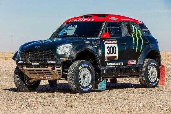 Foto: MINI ALL4 Racing