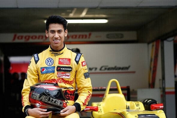 Sean Gelael gab in Bahrain sein Formel-1-Debüt für Toro Rosso - Foto: Volkswagen Motorsport