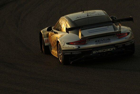 Der dritte Rang in der GTE-AM-Wertung ist Proton nur noch theoretisch zu nehmen - Foto: Porsche
