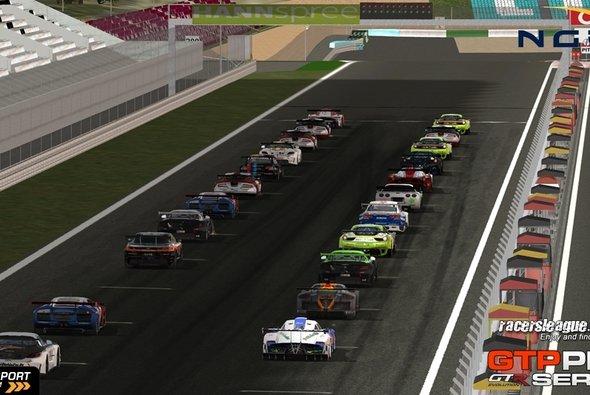 Nach kurzer Pause meldet sich die GTP Pro Series zurück - Foto: Racersleague