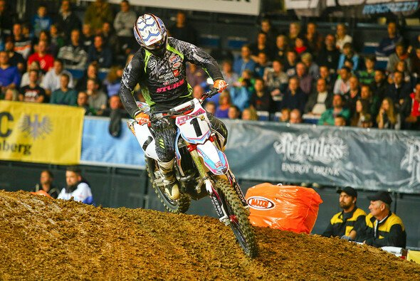 Gregory Aranda triumphierte in Stuttgart - Foto: ADAC
