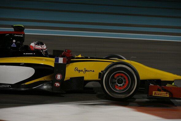 Pierre Gasly war auch am dritten Tag in Abu Dhabi Schnellster - Foto: GP2 Series