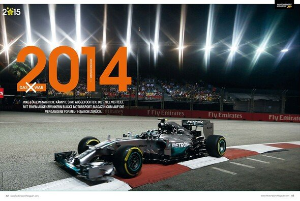 2014 war jede Menge los... - Foto: Motorsport-Magazin.com