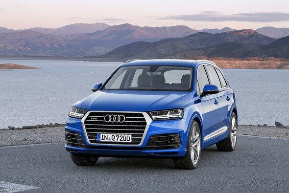 Der neue Audi Q7 ist ein echter Hingucker - Foto: Audi