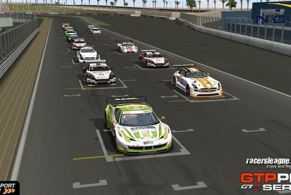 Die GTP Pro Series gastiert erstmals im Dubai Autodrom - Foto: Racersleague