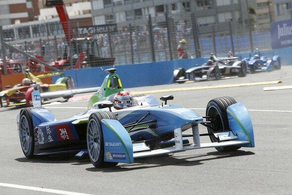 Neuer Teamkollege von Jarno Trulli: Tonio Liuzzi - Foto: Formel E