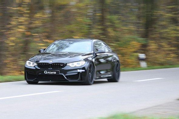 Durch Tuning wird der BMW M4 zum Beschleunigungsmonster - Foto: G-Power