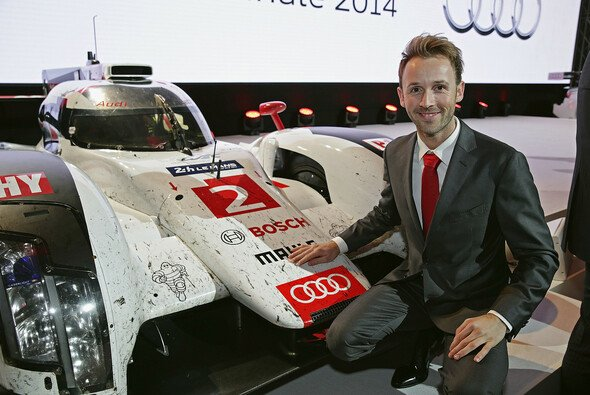 Rene Rast startet 2015 für Audi im LMP1-Boliden - Foto: Audi Sport
