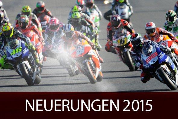 Der MotoGP-Grid 2015 steckt voller Neuheiten - Foto: Motorsport-Magazin.com