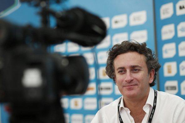 Formel-E-CEO Alejandro Agag - Foto: Formel E