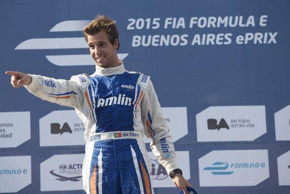 Antonio Felix da Costa profitiert von seiner Erfahrung aus der Formel 1 - Foto: Formel E