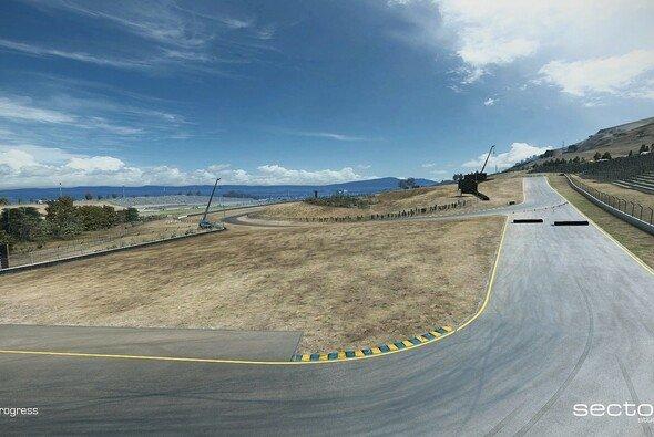 Der Sonoma Raceway wird demnächst verfügbar sein - Foto: Sector3 Studios