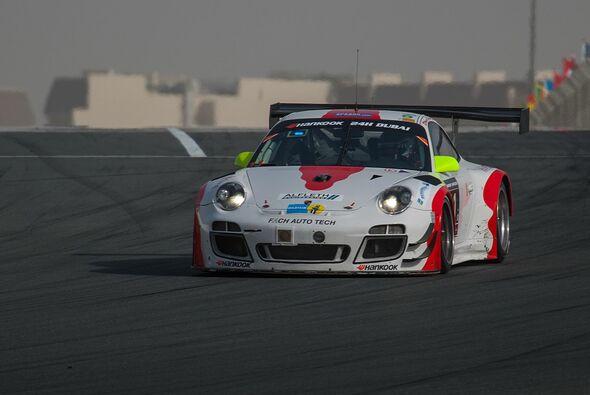 Fach Auto Tech sicherte sich die Pole-Position - Foto: Robert Vesterager
