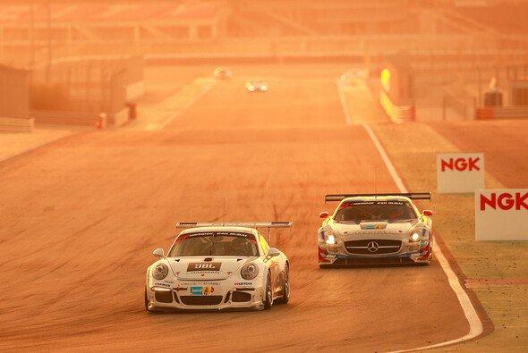 Für das MRS-Team war es ein durchwachsenes Rennen in Dubai - Foto: MRS Molitor-Racing-Systems