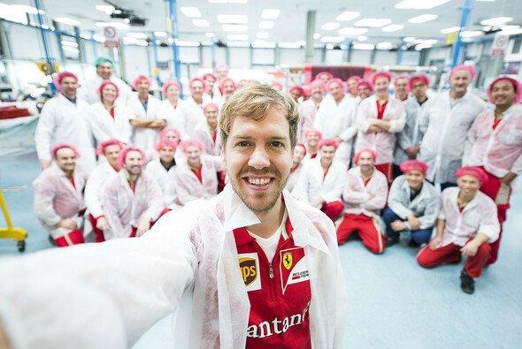 Ferrari will 2019 wieder kräftig in sein Formel-1-Team investieren - Foto: Ferrari