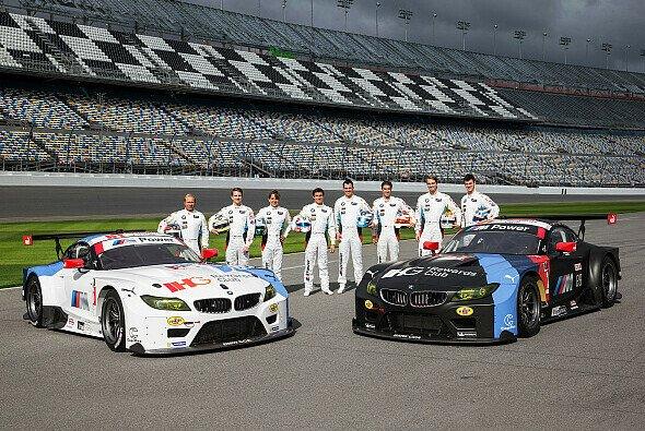 BMW reist mit einem Star-Ensemble zu den 24h von Daytona - Foto: BMW