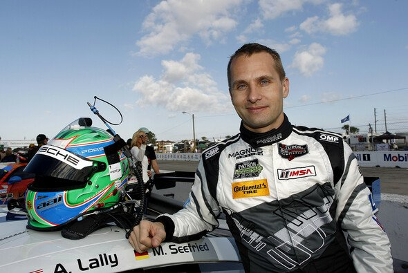 Marco Seefried ist in Daytona am Start - Foto: PR