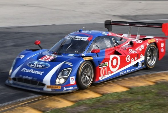 Foto: Ganassi Racing