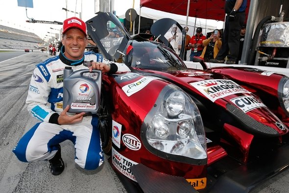 MSR zum Dritten: Oswaldo Negri Jr. avanciert zum Star der diesjährigen 24 Stunden von Daytona - Foto: IMSA