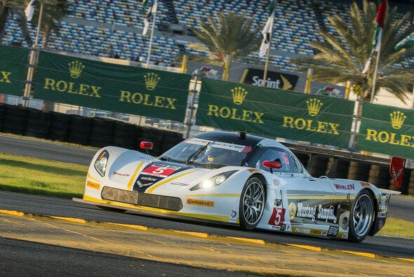 Action Express Racing (Barbosa/Fittipaldi/Bourdais) ließen in Sebring nichts anbrennen - Foto: Rolex