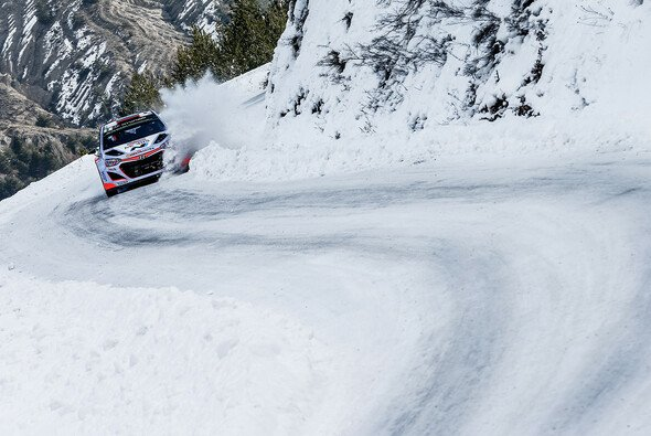 Die Rallye Monte Carlo liefert stets spektakuläre Bilder - Foto: Hyundai