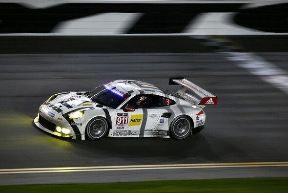 Tandy, Lieb und Pilet belegten nur den fünften Platz - Foto: Porsche