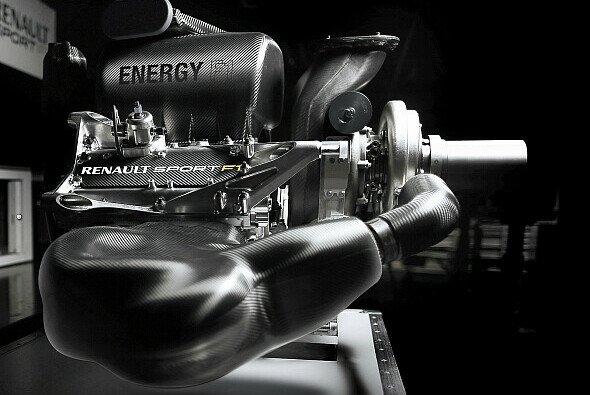Renault wird 2017 keine größeren Updates mehr bringen - Foto: Renault Sport F1