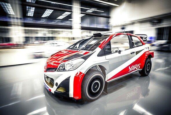 Sitzt Juho Hänninen bald im Toyota Yaris? - Foto: Toyota