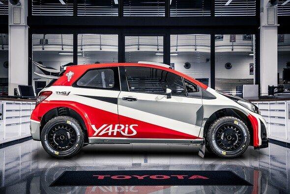 Toyota steigt mit dem Yaris 2017 in die WRC ein - Foto: Toyota
