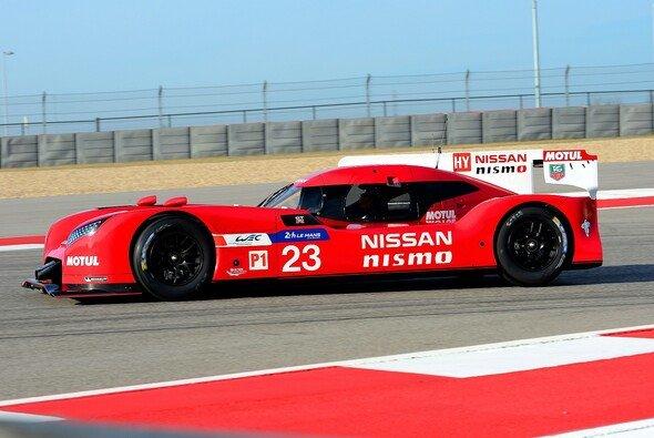 Das radikale Konzept des Nissan GT-R LM Nismo sorgt für Staunen und Entsetzen gleichermaßen - Foto: Nissan