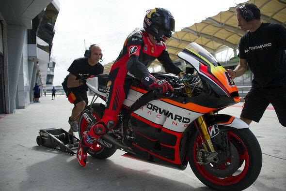Stefan Bradl überzeugte beim Auftakt - Foto: Forward Racing