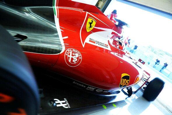 Kimi Räikkönen setzte die absolute Bestzeit der Testphase in Jerez - Foto: Ferrari