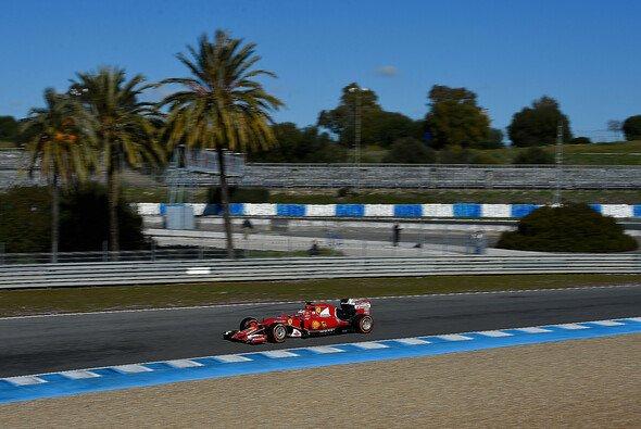 Die Formel 1 testete zuletzt 2015 in Jerez - Comeback 2019? - Foto: Ferrari