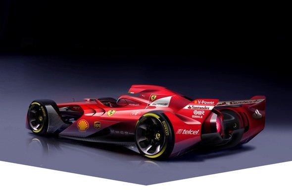 Wer sieht sie nicht, die große Ähnlichkeit zur aktuellen Formel 1? - Foto: Ferrari