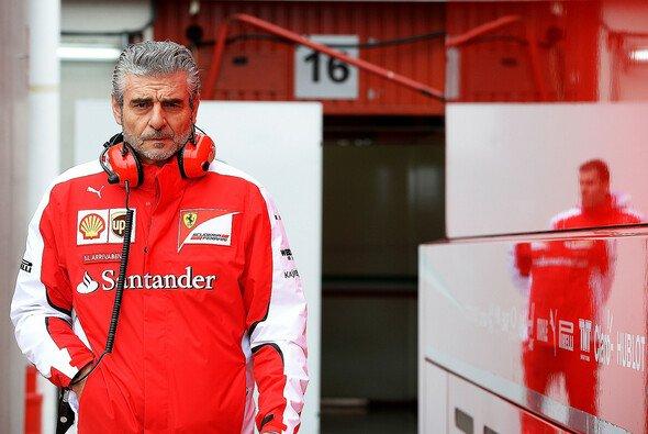 Maurizio Arrivabene sieht Ferrari in Sachen Fahrerpaarung bestens aufgestellt. - Foto: Ferrari