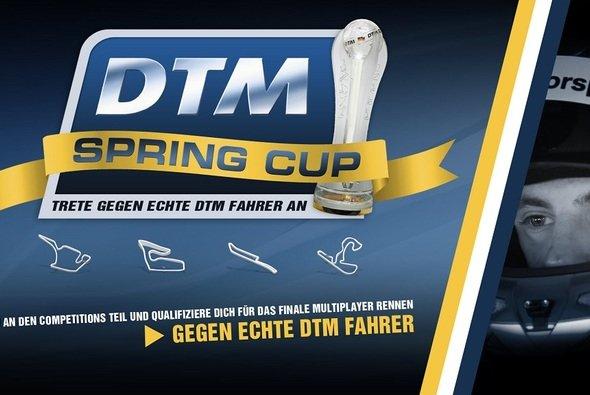 Beim DTM Spring Cup können PC-Gamer gegen die echten Stars der Rennserie antreten - Foto: RaceRoom