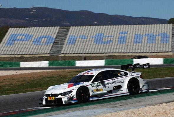 In Portimao steigen die letzten Testfahrten vor der Homologation - Foto: BMW