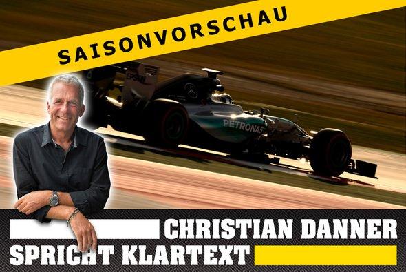Christian Danner sieht den Vorsprung des Klassenprimus Mercedes schmilzen - Foto: Motorsport-Magazin.com