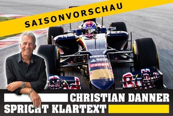 Laut Christian Danner hat Toro Rosso ein schlagkräftiges Fahrerduo beisammen - Foto: Motorsport-Magazin.com