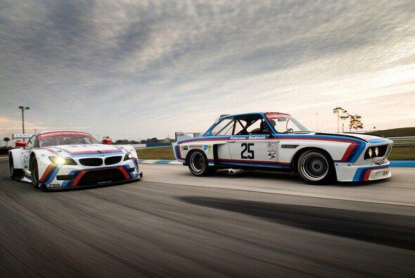 BMW präsentierte für die 12 Stunden von Sebring ein spezielles Design - Foto: BMW Motorsport