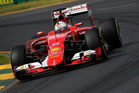 Sebastian Vettel zählte zu den Gewinnern des Wochenendes - Foto: Ferrari