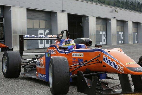 Maximilian Günther steigt dieses Jahr in die Formel 3 EM auf - Foto: Mücke Motorsport