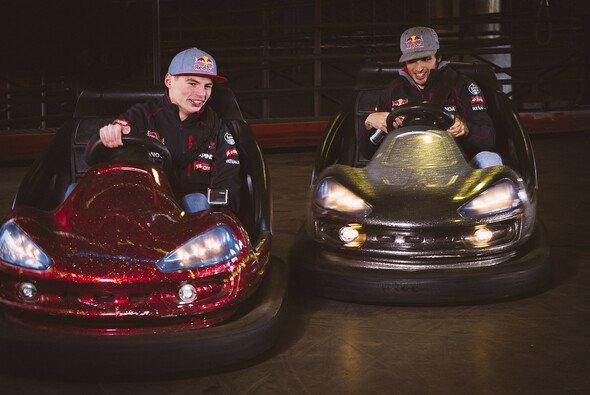 Schnell, aber bisweilen übermütig zeigte sich das Toro-Rosso-Duo - Foto: Red Bull