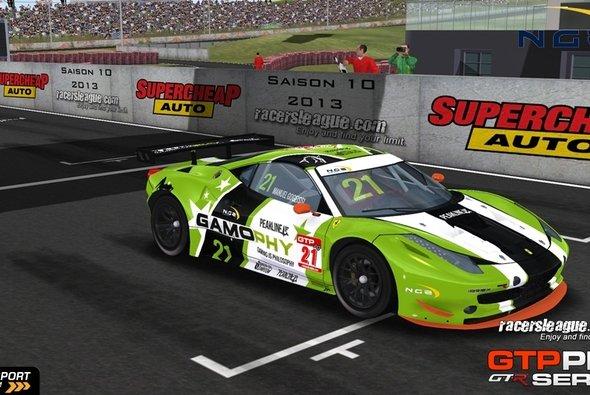 Ooops, I did it again: Manuel Gogeißl gewann zum zweiten Mal hintereinander in Bathurst - Foto: Racersleague